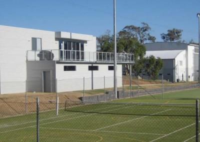 Jindabyne-sports-club-house-installation