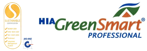 Sustainability logo and Green Smart Logo