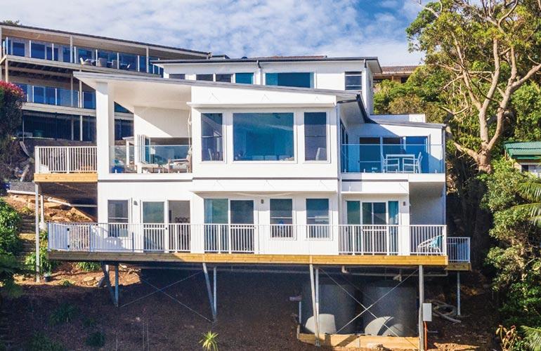 Innovative prebuilt homes