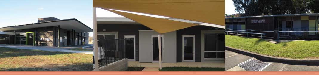 Commercial Design Modular Building
