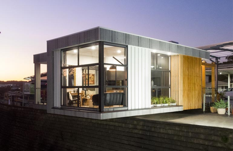 Innovative prebuilt cabins
