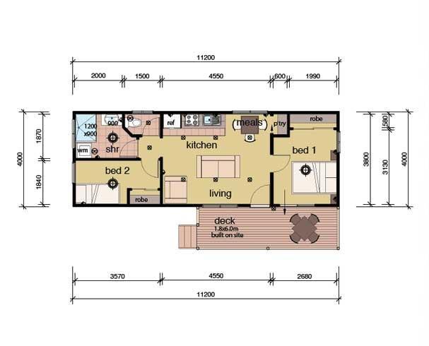 The Dowling Plans - Prefab Granny Flat