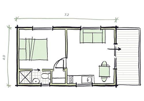 The Pugh Plans - Prefab Granny Flat